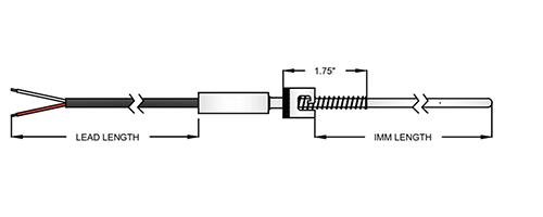 Bayonet Sensor