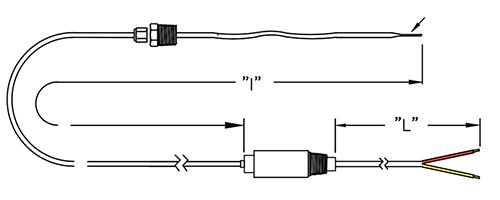 Turbine Exhaust Sensor