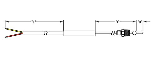 Turbine Wheel Space Sensor